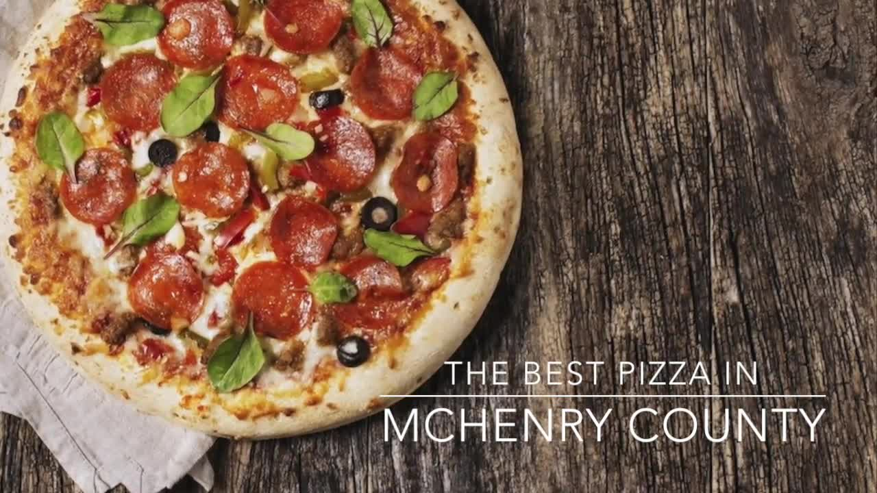 Here are the 15 best local places to get a slice in McHenry County, as voted on by readers in our 2017 Best of the Fox competition.