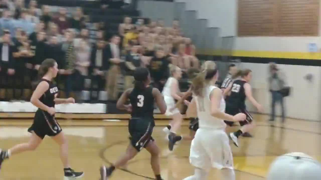 Reynolds with a transition bucket for Sycamore