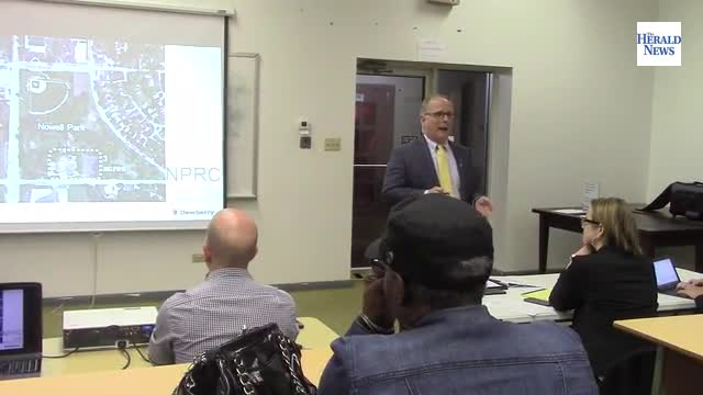 Joliet rec center delayed and over budget, but it's coming – Joliet Park District Executive Director Tom Carstens talks about delays