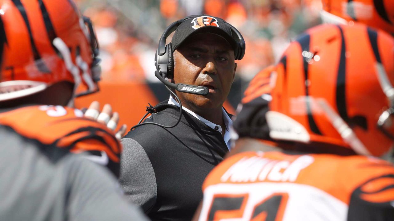 Following last weekend's Week 1 blowout against the Ravens, could the coaching status of  Cincinnati Bengals head coach Marvin Lewis be on the bubble this early in the season? As Hub Arkush reports, while the Bengals brass is patient, time could run out quickly for Lewis if the team doesn't bounce back quick.